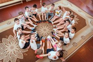 фотосъёмка детей в детском саду